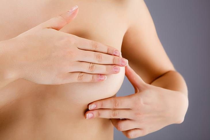 Sharp Pain in Breast Feel