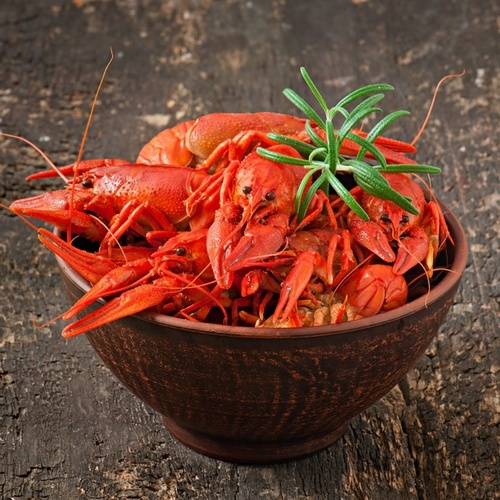 Nutritional Value and Limits of Crawfish