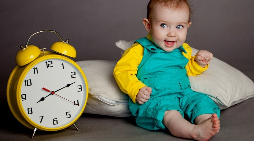 your baby wakes up too early