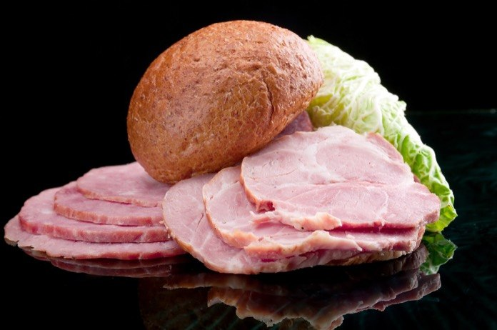 Deli ham products