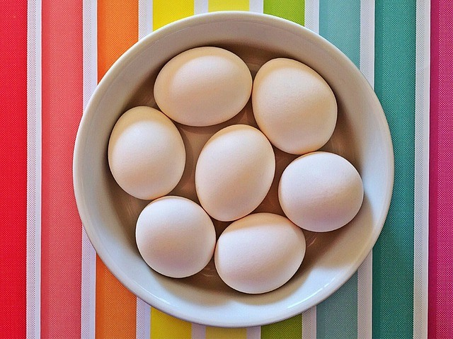 EGGS – The nutrient bomb