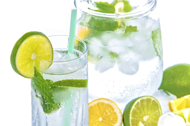 Lemon juice is rich in citric acid