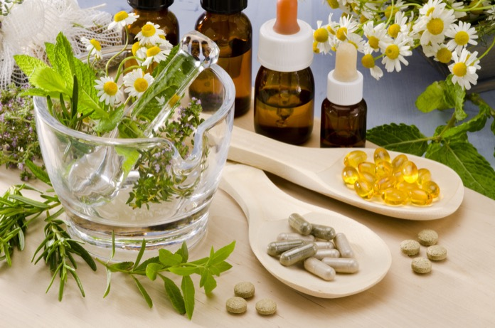 The help of Herbal Supplements