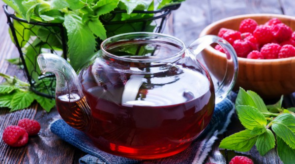 benefits of raspberry leaf tea