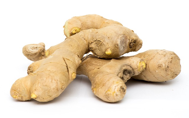 ginger for Colds and Flu