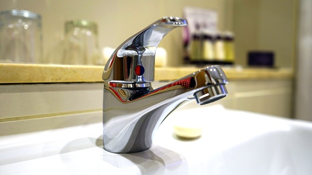 Change your home faucets to low-flow type