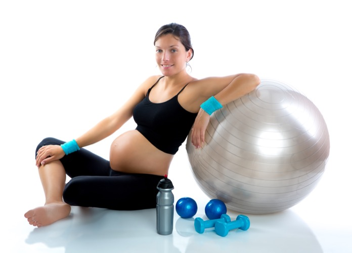 Eight Prenatal Workouts for Active Moms