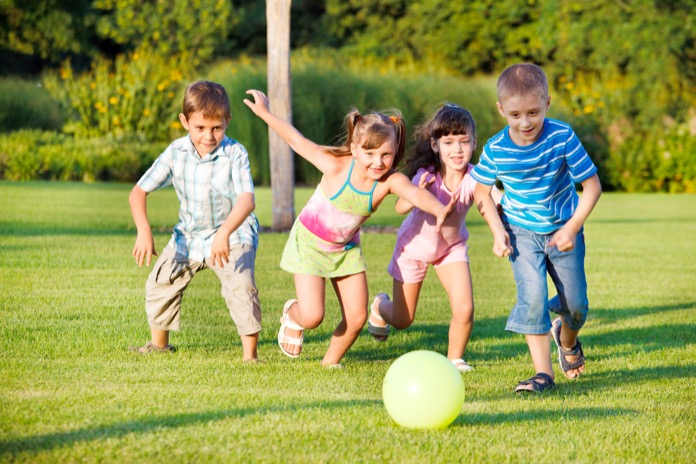 Sports Help Your Child's Mental Development