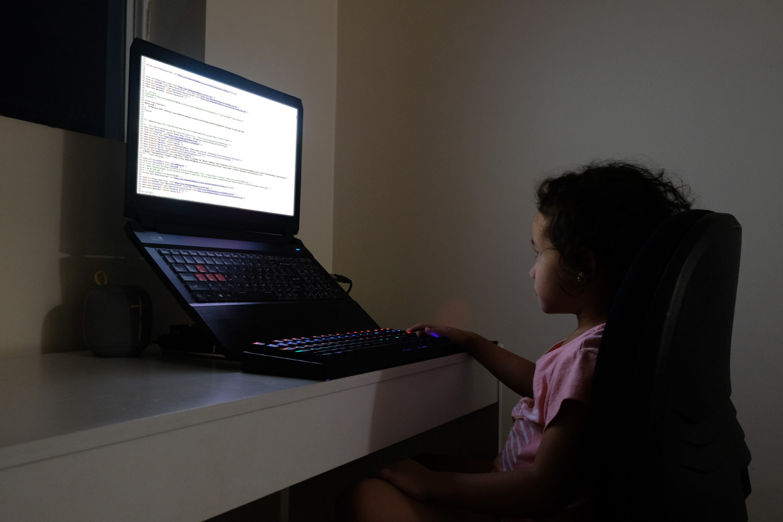 Teaching our Kids to Code